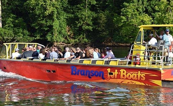 Branson Jet Boats