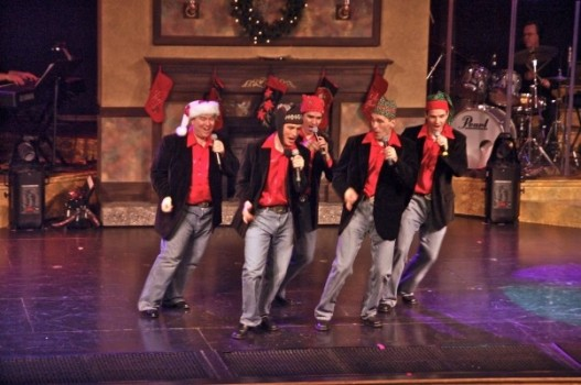 Hughes Brothers Christmas Show