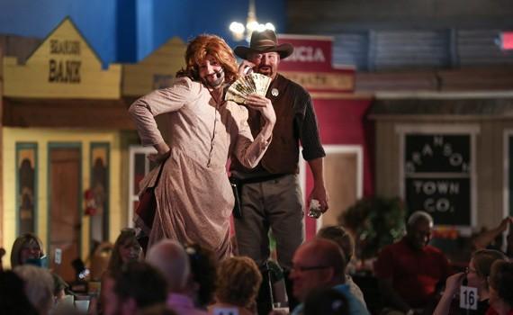 Branson Murder Mystery Dinner Show