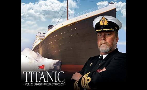 Titanic Museum Attraction