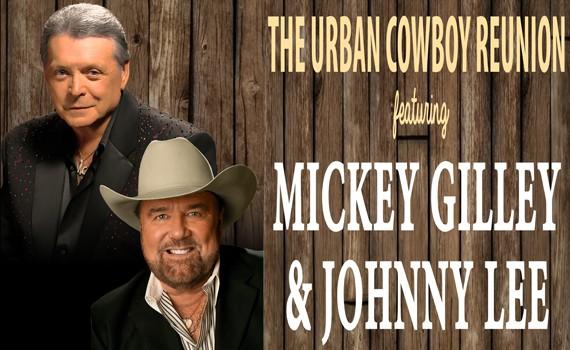 Mickey Gilley & Johnny Lee - The Urban Cowboy Reunion
